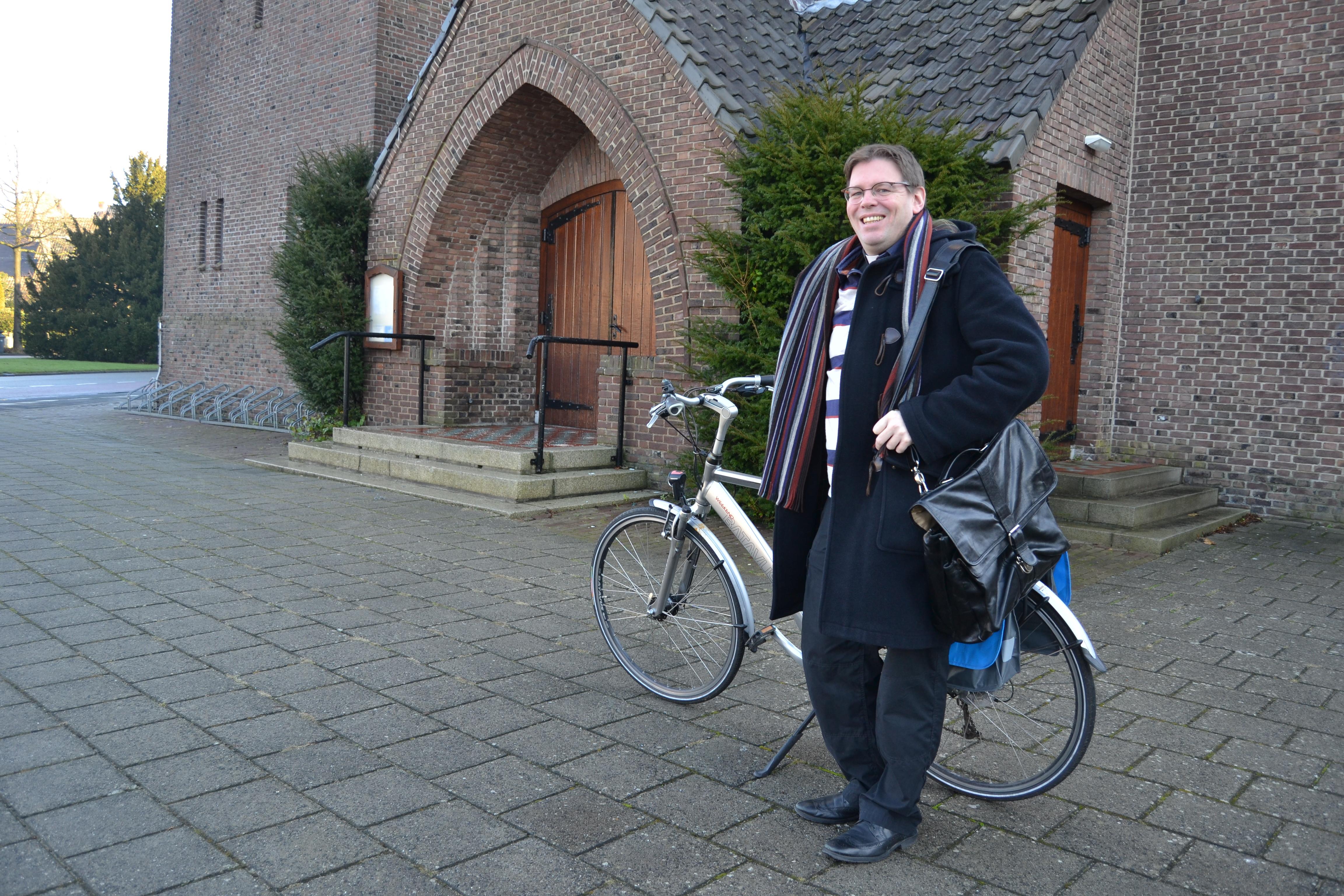 Jan Jaap van Peperstraten (archieffoto)